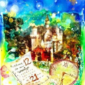 【アトリエ訪問】横浜市 童画家+雑貨クリエイターTOMYさん~憧れの作家様のアトリエに訪問!vol.2\