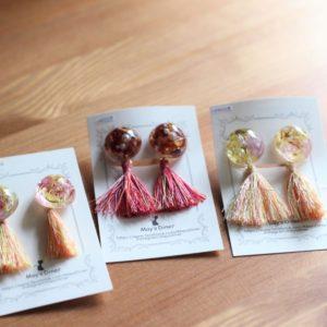【アトリエ訪問】第2回横浜市 アクセサリー・雑貨作家 May's Dinerさん ~憧れの作家様のアトリエに訪問!vol.2\