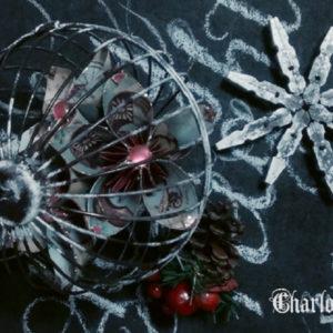 【ハンドメイド無料レシピ】折り紙でハンドメイド!クリスマスのオーナメントの作り方とコツ\