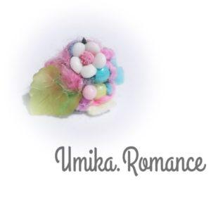 【素敵な作家さんシリーズ】UMIKAROMANCEさん★個性が違う4人のユニット店!シンプル・ゆめかわ・レトロ・変わり種・大人可愛い・・それぞれがかわいいと思うものをマイペースに作成しています!\