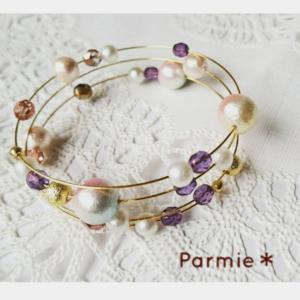 【素敵な作家さんシリーズ】Parmieさん★色という概念を楽しんで制作しています-ふらりと じゆうな かわいさを。-\