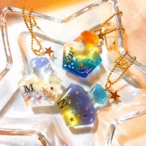 【素敵な作家さんシリーズ】The Starry Heavenさん★レジンを使って星空や宇宙をモチーフに作品作りをしています!\