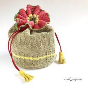 【素敵な作家さんシリーズ】cool_mignonさん★「coolで甘すぎない可愛さ」をコンセプトにかぎ針編みの作品作りをしています!\