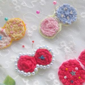 かぎ編みでアクセサリーを作ろう!かぎ針編みの編み方やモチーフをご紹介【ハンドメイド無料レシピ】 かぎ編み 編み方\
