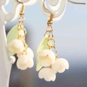 【素敵な作家さんシリーズ】ERIKUNAさん★樹脂粘土などを使って、花びら1枚1枚丁寧な仕事を心がけて作品作りをしています!\