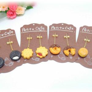 【素敵な作家さんシリーズ】Petit-Cafeさん★猫と紅茶とお菓子の喫茶店をコンセプトに、フェイクスイーツやパワーストーンを使った作品作りをしています!\
