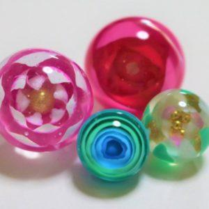 色々なキャンディーボールを作ろう♪花びらのアレンジ方法・作り方【ハンドメイド基礎知識】\
