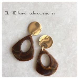 【素敵な作家さんシリーズ】ELINE handmade accessoriesさん★「一日がちょっとだけ笑顔になれる」をコンセプトに作品作りをしています!