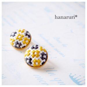 【素敵な作家さんシリーズ】hanaruri*さん★「可愛い色、綺麗な色」など色にこだわった作品作りをしています!\