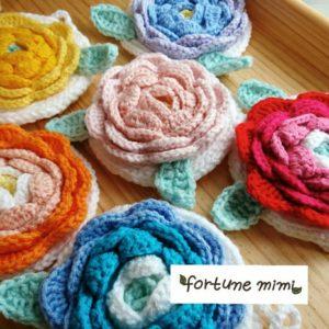 【素敵な作家さんシリーズ】forutune-mimiさん★編み物を中心に子ども用~大人ピアスまで作品作りをしています!