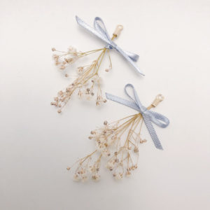 【素敵な作家さんシリーズ】Fleur♡Riiさん★ドライフラワー・ビーズ・レジンを使用した作品作りをしています!