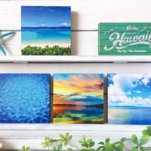 【素敵な作家さんシリーズ】mizuphotoさん★沖縄、八重山諸島の美しい風景を「カタチ」にした作品作りをしています!
