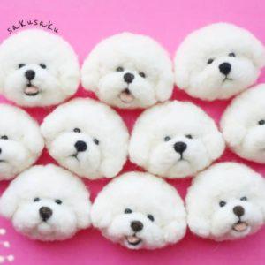 【素敵な作家さんシリーズ】羊毛作家 羊毛さくさくさん☆「手にとってほっこりできる動物モチーフを制作しています」